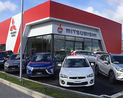 Christchurch Mitsubishi