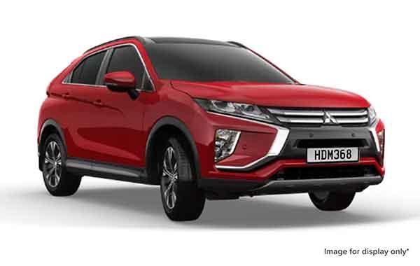 2019 MITSUBISHI ECLIPSE VRX 2WD