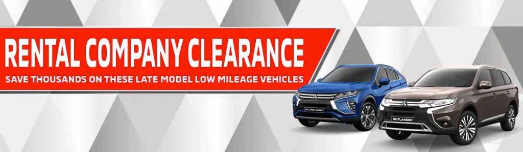 Rental Car Clearance